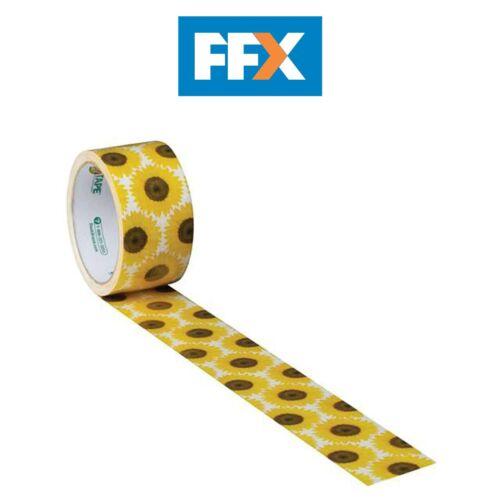 Shurtape 284576 Duck Tape 48mm X 9.1m Girasol
