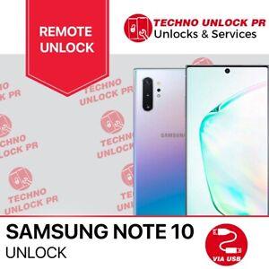 Details about INSTANT Unlock Service Samsung Galaxy Note 10  SPRINT/Tmobile/Verizon