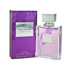 Beckham Signature Fragrance for Women 75 ml EDT Spray