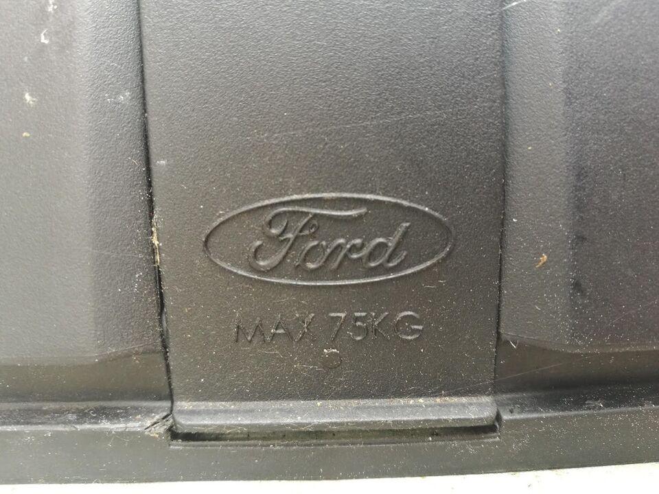 Tagbøjler, Ford