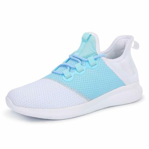 Scurtain Womens Sneakers Lightweight Casual Walking Breathable Mesh Running Shoe