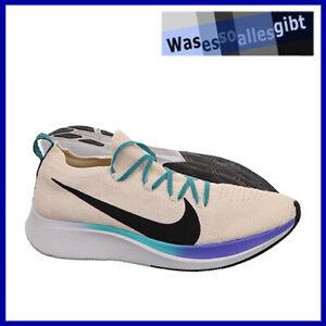 SCHNAPPCHEN-Nike-Zoom-Fly-Flyknit-Women-beige-tuerkis-Gr-41-R-3640