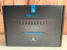 JL Audio RD500//1 Monoblock Subwoofer Amplifier Class D 500W RMS x1 at 2 ohms