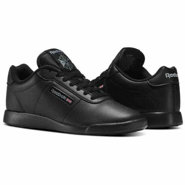 Princess Lite Walking Shoes Black