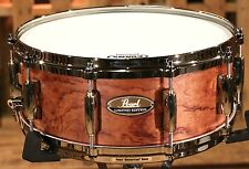 Pearl Limited Edition Bubinga/Maple Snare MCXBG1455S/N