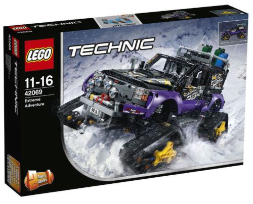 LEGO® TECHNIC 42069 Extremgeländefahrzeug NEU /& OVP 2-in-1-Modell