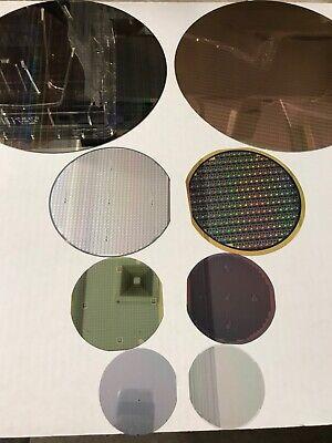 """silicon wafer 2-3"""" 2-4"""" 2-6"""" 2-12"""" copper reclaim."""