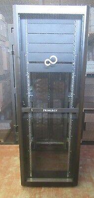Rigoroso Fujitsu Primecenter M1 Rack 42u 742s Lui Rack Armadio Recinto S26361-k827-v240-40 It-it Possedere Sapori Cinesi