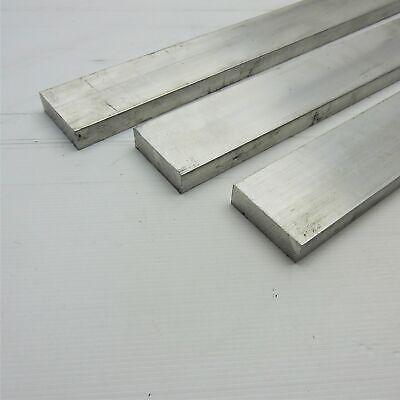 "3//4/"" X 1-1//4/"" ALUMINUM 6061 FLAT BAR 24/"" long Solid Mill Stock .75/""x 1.25/""x 24/"""