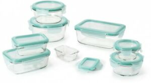 OXO-16-Pc-Glass-Container-Set-Leakproof-Dishwasher-Microwave-Freezer-Oven-Safe