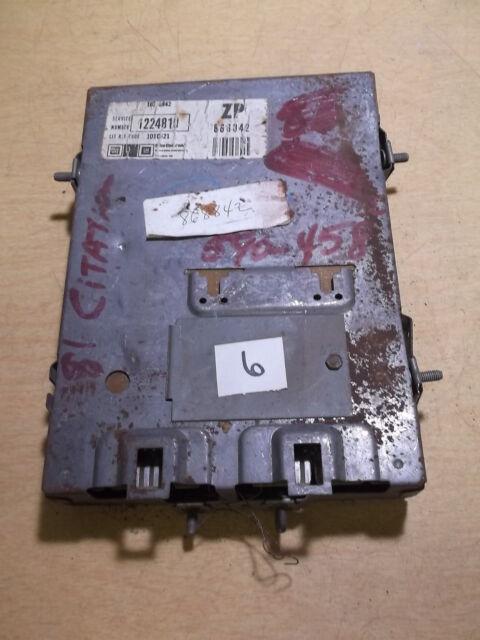 GM Oldsmobile Buick ECU ECM Engine Computer Module 1224810