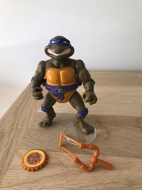 TMNT, Teenage Mutant Ninja Turtles, Original Storage Shell…