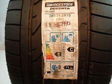 One New Bridgestone Potenza Re050a 28535zr19 Tire 2853519 285 35 19