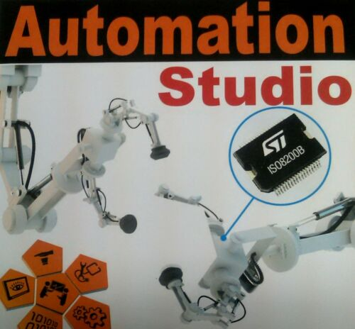 Learning Automation Studio Training software