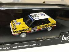 LANCIA DELTA HF 4WD ANDREWS Brookes-RAC 1987 1:43 IXO RALLYE-DIECAST-RAC102