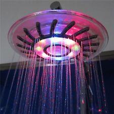 Romantic 4 Mixed-color LED Shower Head Bathroom Sprinkler 22 * 5cm
