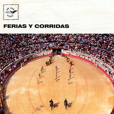 FREE US SHIP. on ANY 2 CDs! NEW CD Juan Damestoy: Ferias y Corridas