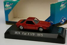 Solido 1/43 - Fiat X1/9 Rouge