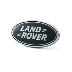 New Green Car Emblem Rear Tailgate Stickers Decals for Land Rover Range Rover