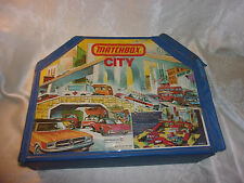 Matchbox City Play Set 1976 Lesney England      - DW101