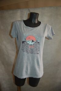 TOP-TEE-SHIRT-THE-NORTH-FACE-TAILLE-M-38-MAGLIA-BE-COTON-MINI-EMPIRE