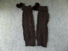 ZooZats NCAA Womens Knit Embroidered Boot Cuffs