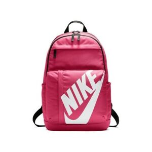 Image is loading Nike-Elemental-Sports-Backpack-Rucksack-School-Bag-Travel- 166027ac8b350