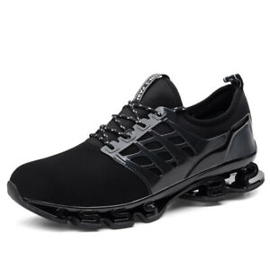 Mens-Womens-Blade-Running-Shoes-Couple-Hiking-Sports-Athletic-Sneakers-Size-13