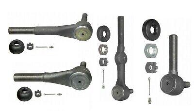 Inner Outer Tie Rods HUBDEPOT 6PC Chassis products fit for Chevy Blazer K10 K20 K5 Blazer V10 V1500 V20 V2500 G-MC Jimmy K1500 K2500 V1500 V2500 At Pitman Arm Lower Ball Joints