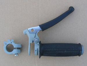 Schaltgarnitur-fuer-Simson-SR1-SR2-SR-2-KR50-Spatz-DDR-NEU-Schaltgriff-Armatur