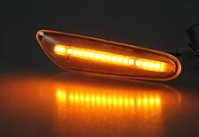 LED Seitenblinker 5er BMW E60 E61 chrom klar Blinker Leuchten Blinkleuchten