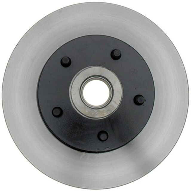 ACDelco 18A807 Professional Front Disc Brake Rotor and Hub Assembly