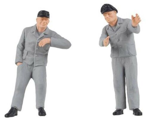 Figure Set G Gauge PO331888 Pola Steam Engine Crew 2