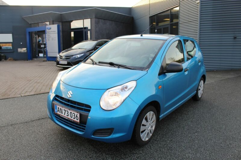 Suzuki Alto 1,0 Xtra ECO+