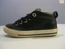 83cb9a02919af6 item 1 CONVERSE CHUCK TAYLOR ALL STAR STREET LEATHER SLIP ON SNEAKER SIZE  10.5 -CONVERSE CHUCK TAYLOR ALL STAR STREET LEATHER SLIP ON SNEAKER SIZE  10.5