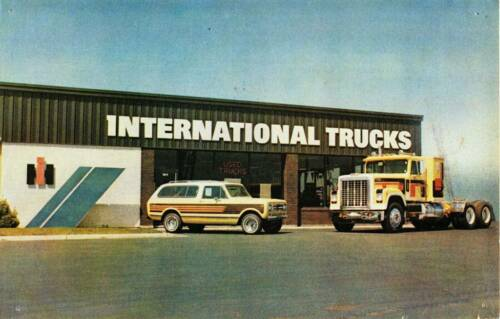 Photo Fargo 1978-9 Red River International Trucks North Dakota