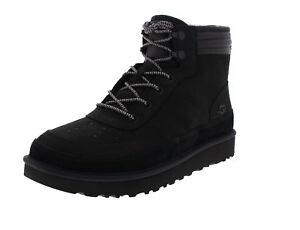 Ugg Highland Sport Boots Black Scarpe Uomo 44wTrqR1