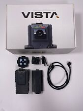 Watchguard Vista Wifi Xlt With Body Camera Charger And Accessories