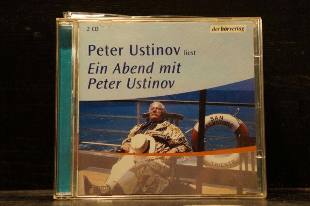 Peter Ustinov - Ein Abend mit Peter Ustinov   2 CDs