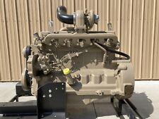 New 2019 John Deere 6068t Industrial Turbo Diesel Engine Powertech 6068tf258r