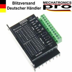 Stepper-Motor-Treiber-TB6600-4A-9-42V-Controller-Steuerung-CNC-Schrittmotor