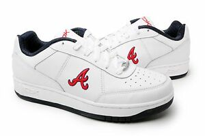 df5d67338f7c Reebok Men s Shoes MLB Clubhouse Exclusive 960592 Lining Braves ...