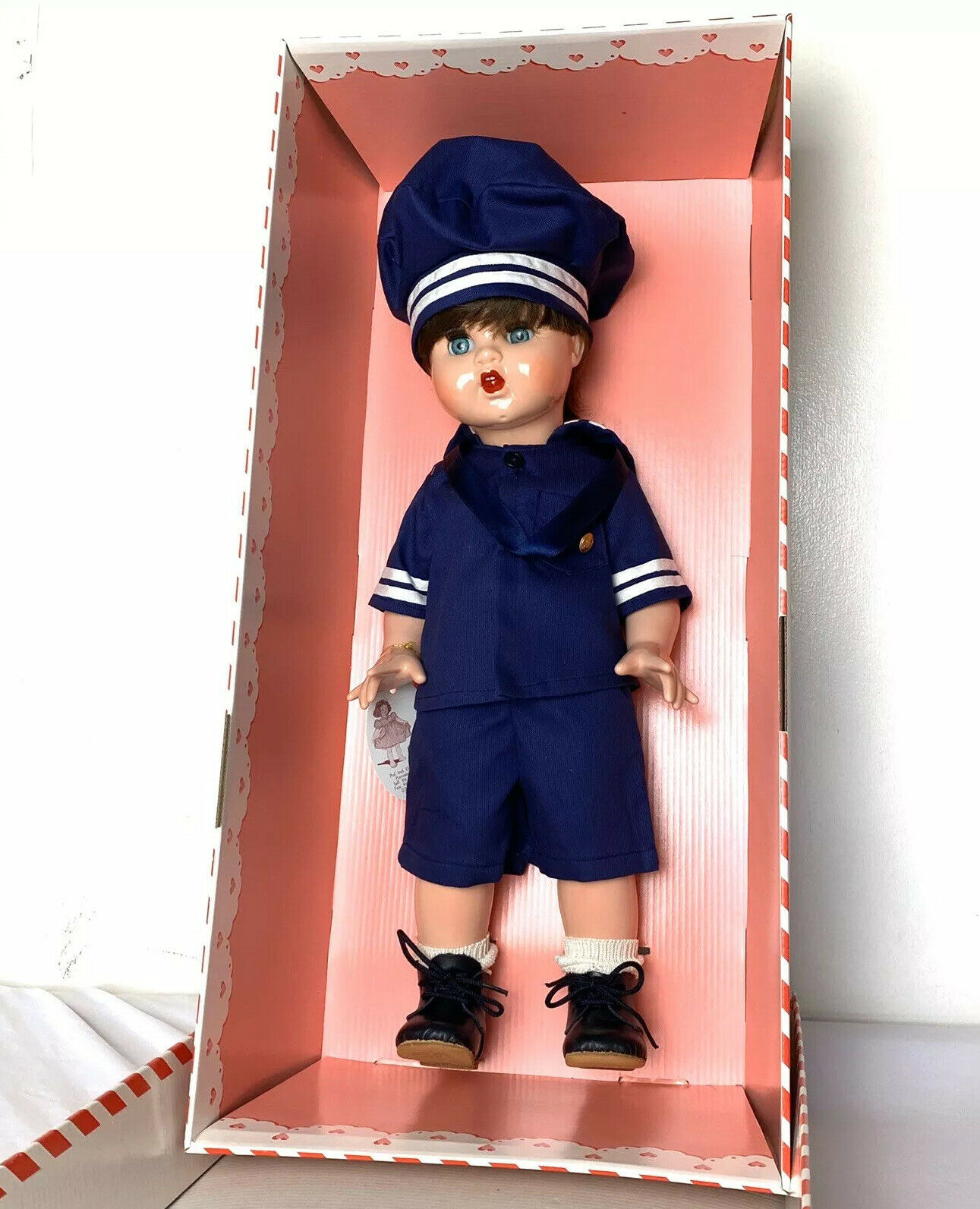 """Mariquita Perez Juanin Marischwarz Sailor Doll 19"""" 1999"""