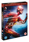 The Flash Complete Season 1 DVD Region 2 UK 1st Class Delivery