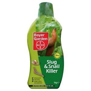 Image Is Loading Bayer Garden 1kg Slug And Snail Killer Easy