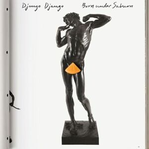 Django-Django-Born-Under-Saturn-New-amp-Sealed-Digipack-CD