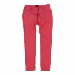 Rayonne Fille Shinestar Rose Jeans Nylon Taille Spandex 3 4wzq7