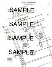 austin healey wiring diagram wiring diagrams austin healey bn4 wiring diagrams austin healey sprite 1968 color wiring diagram 11x17 ebay 1967 1968 1969 austin healey sprite mark iv 67 68 69 wiring diagram austin healey wiring diagram