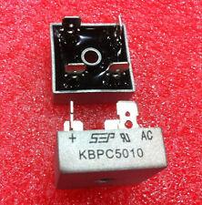 KBPC5010 Bridge Rectifier, 50 A  1000 Volts ( KBPC5010 )