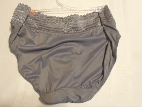 WARNERS Size S M L  XL or 2XL Nylon Hipster Panty Choice NWT 5609J
